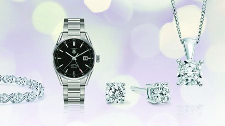 Classic jewellery and watches