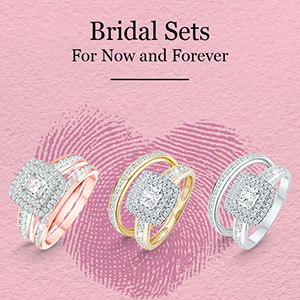 Valentine's Day Bridal Sets
