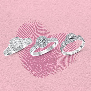 Valentine's Day Engagement Rings