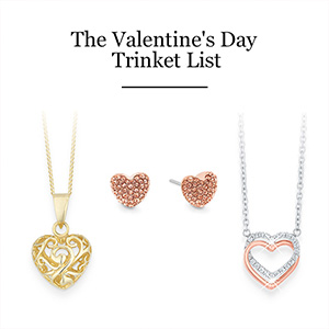 Valentine's Day Gift List
