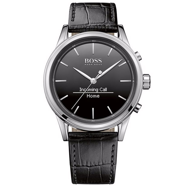 Hugo Boss Men's Stainless Steel Smart Watch