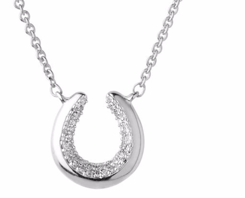 Links of London Ascot Horseshoe Necklace