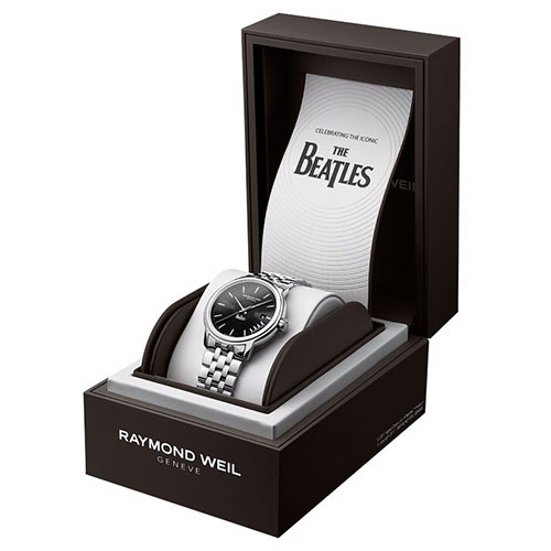 Raymond Weil Maestro The Beatles 2 Men's Bracelet Watch