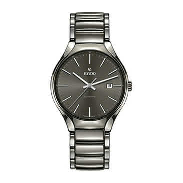 Rado True Men's Plasma Ceramic Bracelet Watch