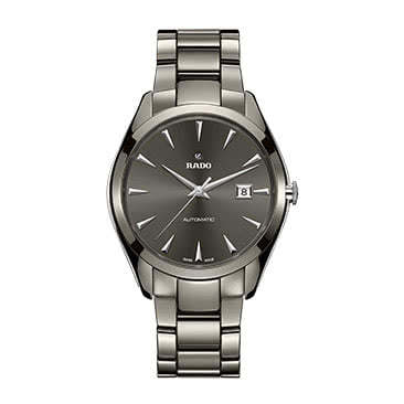 Rado Hyperchrome Automatic XL Men's Grey Ceramic Watch
