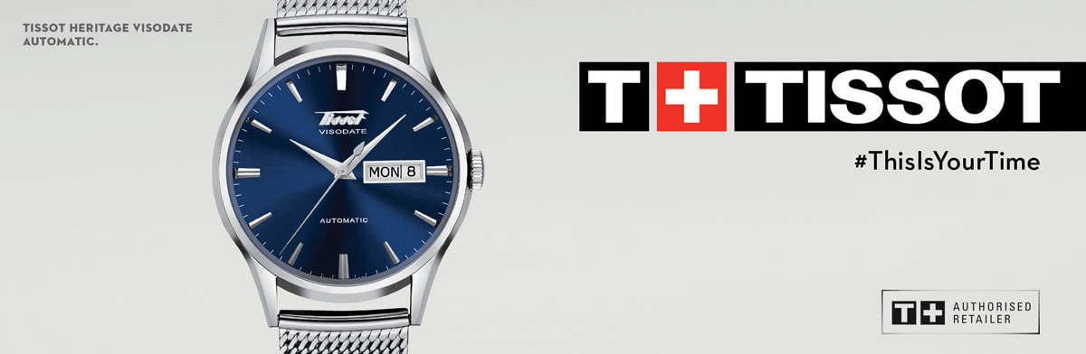 Tissot watches - this is your time