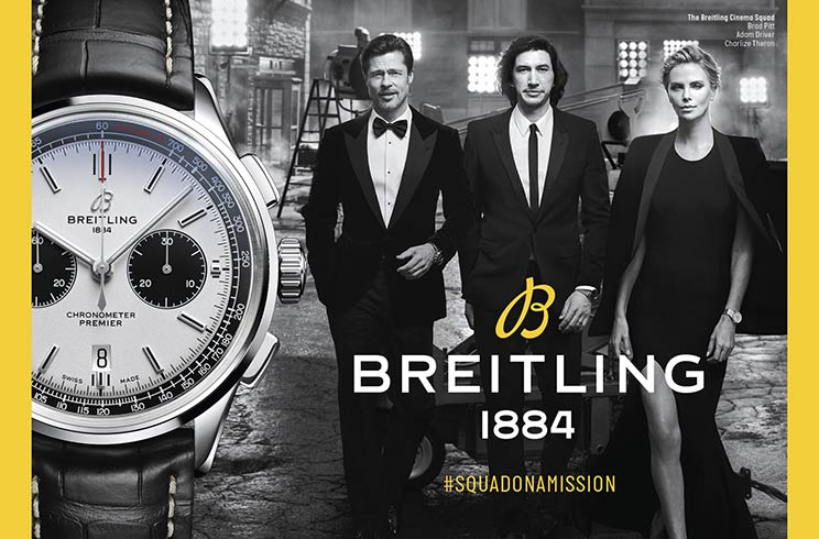 Breitling Cinema Squad -Shop now
