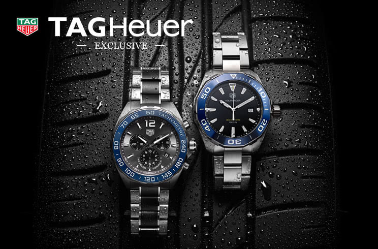 TAG Heuer Watch Exclusive - Shop now
