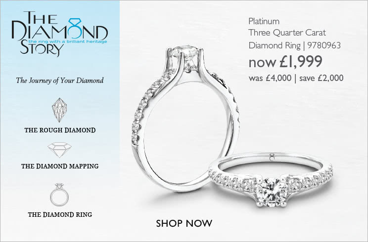 The Diamond Story - Shop now
