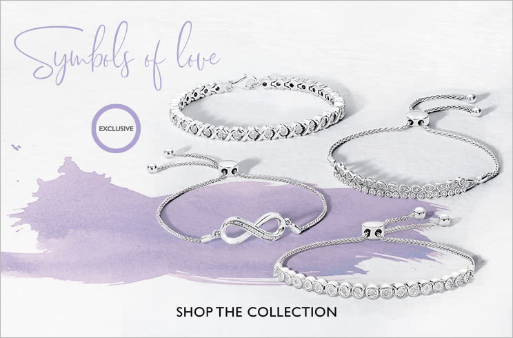 Symbol of love collection - shop now