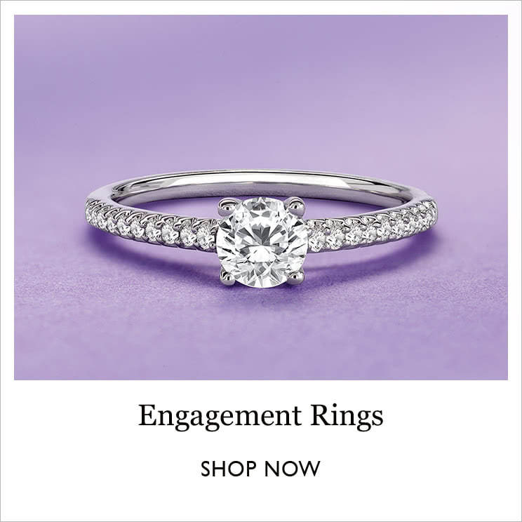 Engagemnet rings - Shop now