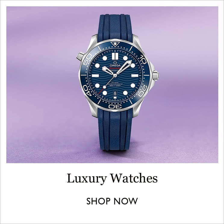 Luxury watches - Shop now