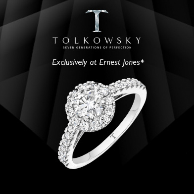 Tolkowsky engagement rings