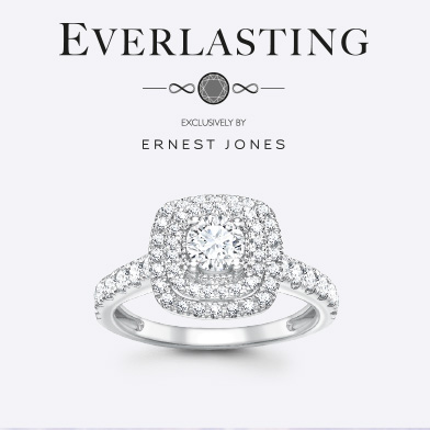 Everlasting engagement rings