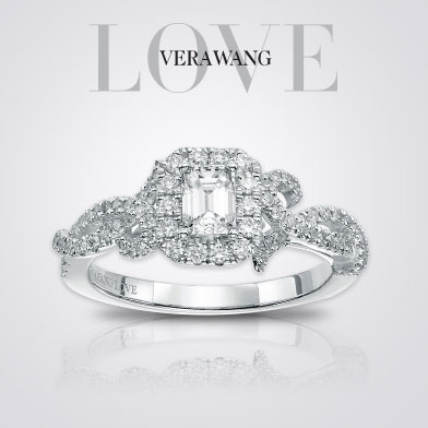Vera Wang engagement rings