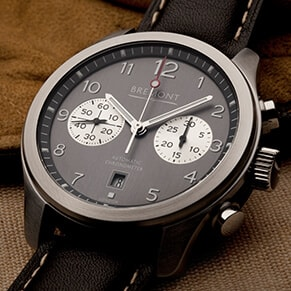 Bremont ALT1-C watches