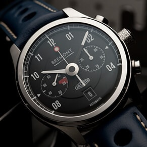 Bremont Jaguar watches