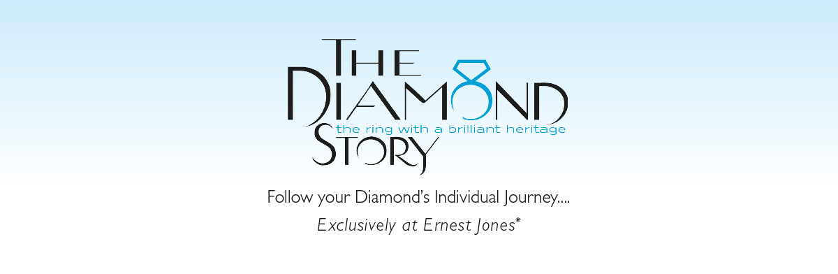The Diamond Story - Follow your Diamond's individual story
