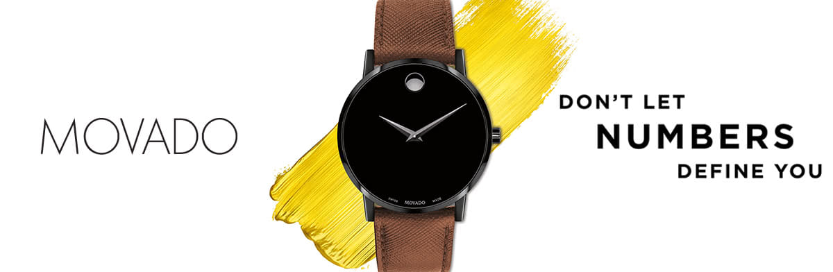Movado watches - shop now