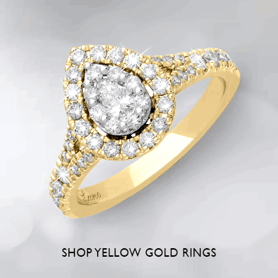 Yelloe Gold Rings