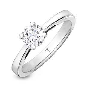 Tolkowsky engagement ring