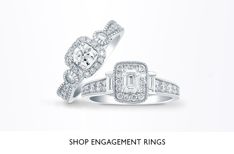 Browse Vera Wang Engagement Rings
