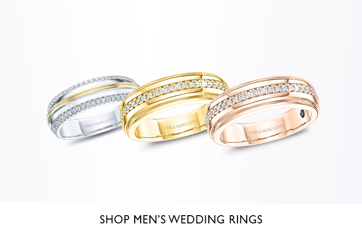 Browse Vera Wang Men's Engagement Rings
