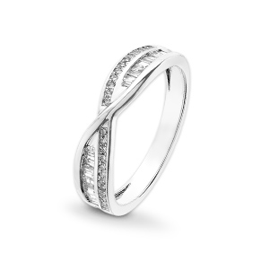White gold wedding rings - shop now