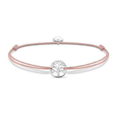 Thomas Sabo Little Secrets Silver Tree Of Love Bracelet