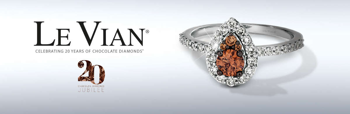 Le Vian - Celebrating 20 Years of Chocolate Diamonds - Shop Now