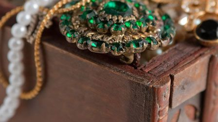 Building your jewellery collection