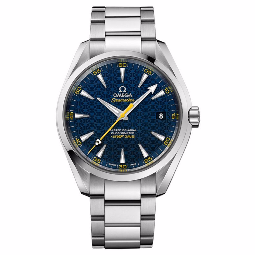 Omega Seamaster Aqua Terra James Bond Men's Bracelet Watch - £4630