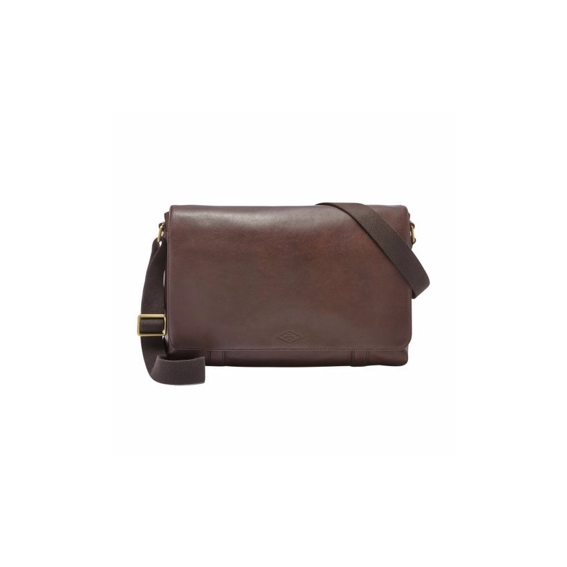 Fossil Aiden Men's Brown Bag