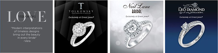 Engagement ring prestige diamond brands