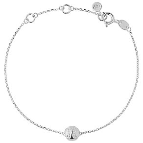 Links Of London Silver Wimbledon Tennis Ball Bracelet