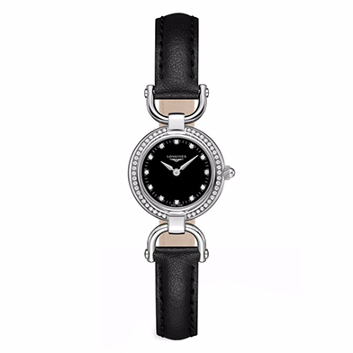 Longines Equestrian Ladies' Stainless Steel Stap Watch