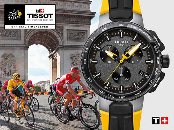 Tissot Tour de France Special Edition Watch