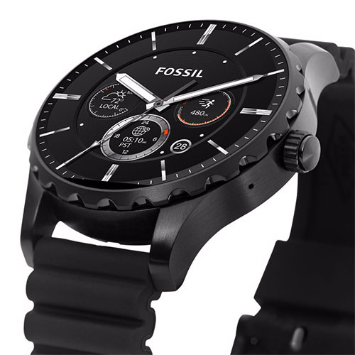 Fossil Q Marshal Men's Ion Plated Smartwatch