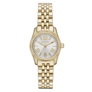 Michael Kors gold placed bracelet watch