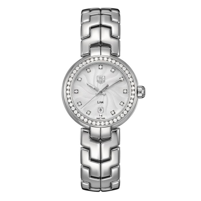 Tag Heuer Ladies' diamond set watch