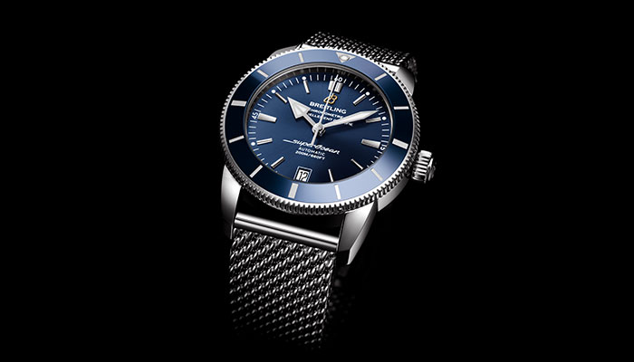 New Breitling Superocean II Luxury Watch