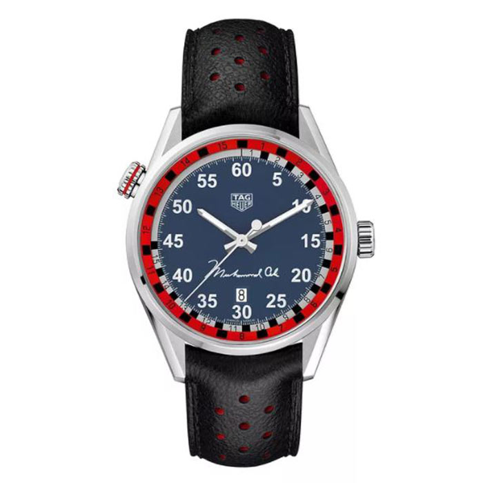 TAG Heuer Limited Edition Mohammed Ali Watch