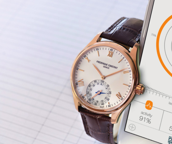Frederique Constant Horological Smart Watch