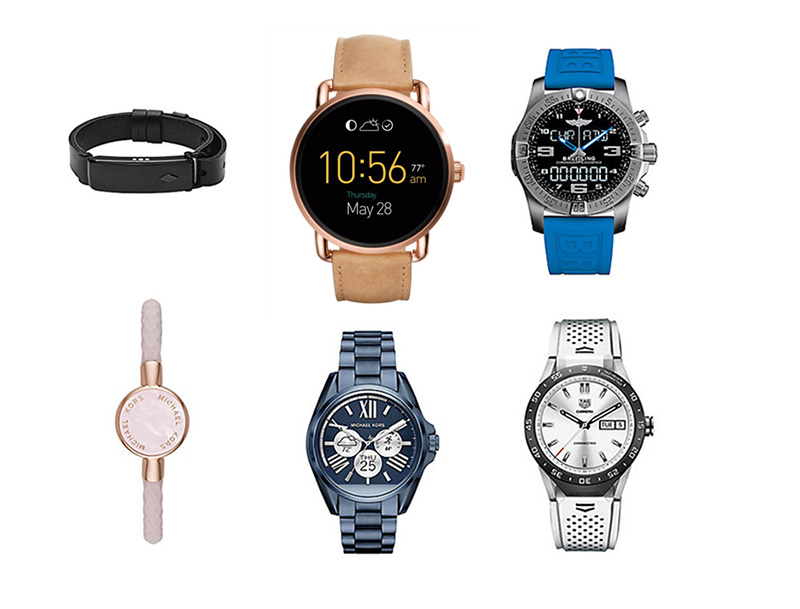 A stunning array of smart watches available at Ernest Jones