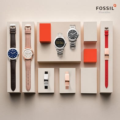 Introducing Fossil Q Smart Watches