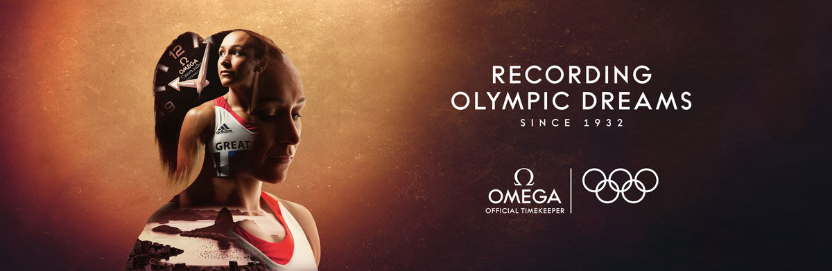 Omega - Recording Olympic Dreams Since 1932