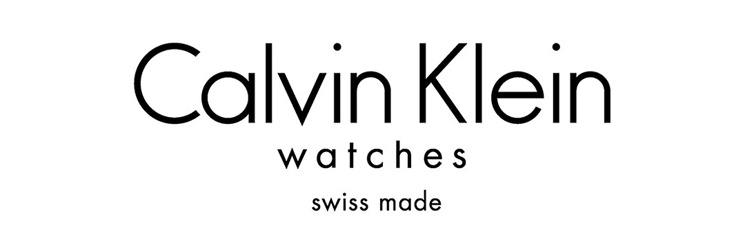 Calvin Klein Watches - Swiss Made