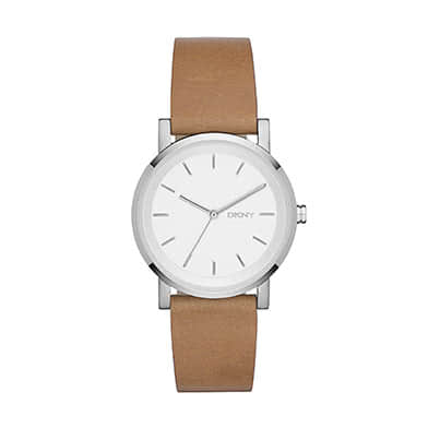 DKNY Leather Watches - shop now