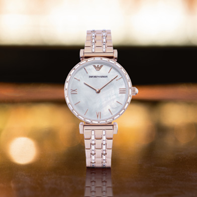 Emporio Armani Ladies - Watches