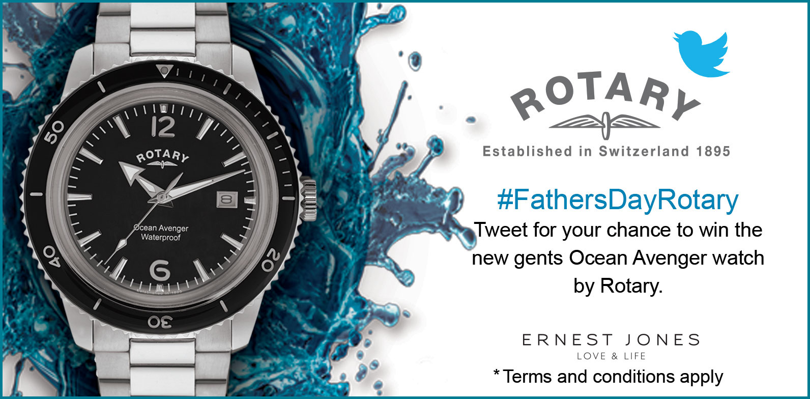 Rotary Father's Day competition - find out more